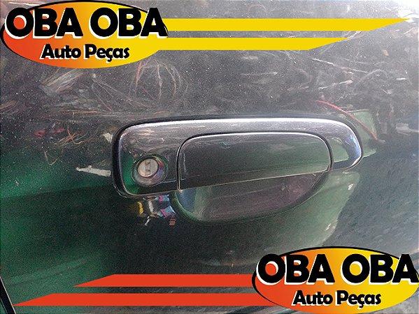Maçaneta Externa Dianteira Direita Honda Civic LX 1.7 16v Gasolina 2004/2004