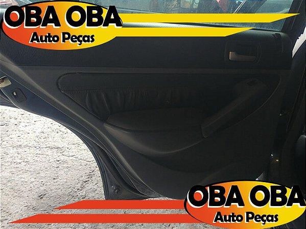 Forro De Porta Traseira Esquerda Honda Civic LX 1.7 16v Gasolina 2004/2004