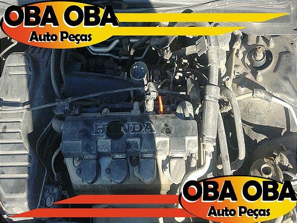 Cambio Honda Civic LX 1.7 16v Gasolina 2004/2004