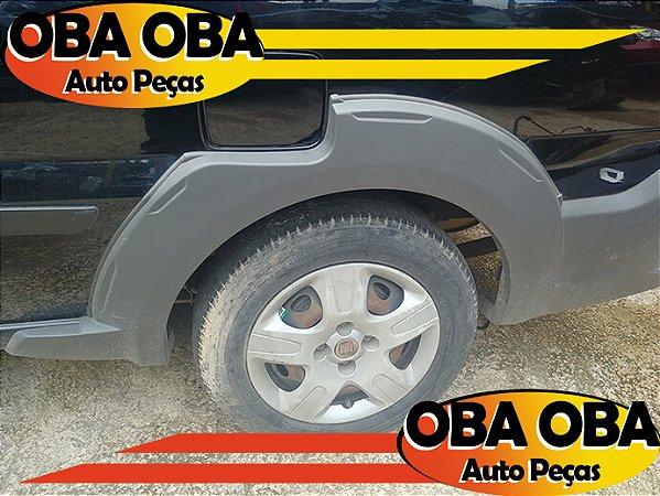 Aplique do Paralama Lateral Traseiro Esquerdo Fiat Strada Working 1.4 Flex 2013/2014