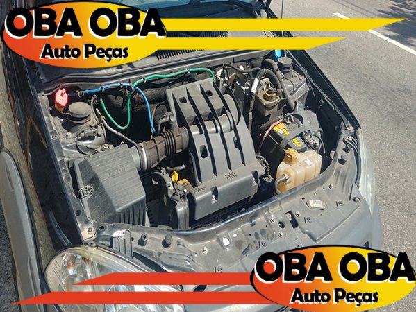 Motor Parcial Fiat Strada/ Palio/ Siena/ Punto 1.4 Fire Flex 2013/2014