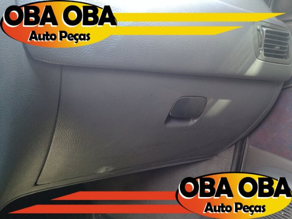 Porta Luvas Fiat Palio 1.5 Weekend MPI Gasolina 1997/1998