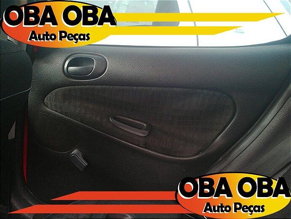 Forro De Porta Traseira Direita Peugeot 206 1.0 16v Gasolina 2003/2003