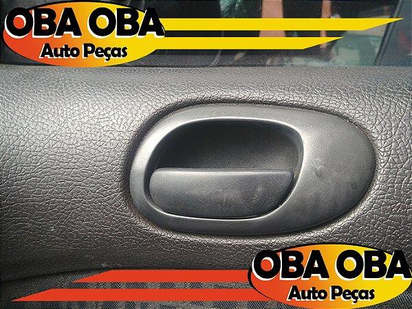 Maçaneta Interna Dianteira Direita Peugeot 206 1.0 16v Gasolina 2003/2003