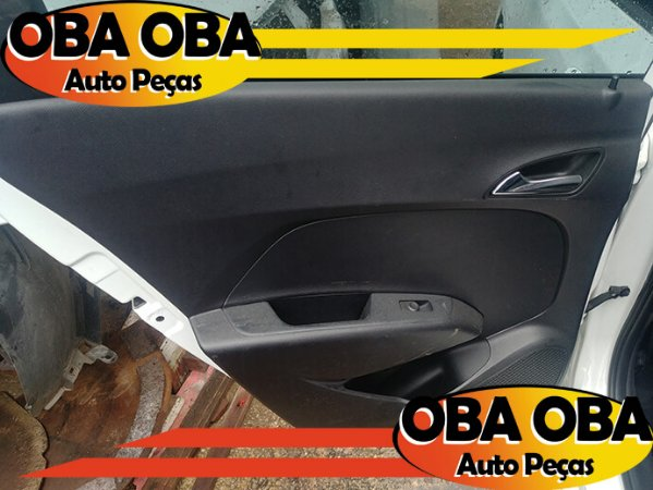 Forro De Porta Traseira Esquerda HB20 1.6 Flex Confort 2015/2015