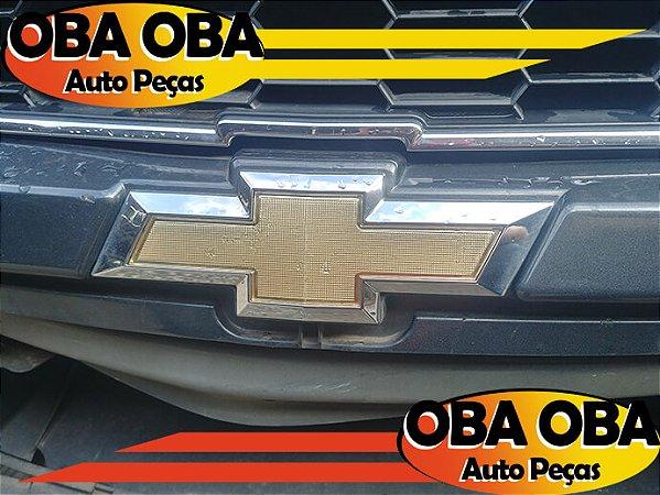 Emblema do Para-choque Dianteiro Sonic Sedan Ecotec 1.6 16v Flex 2012/2013