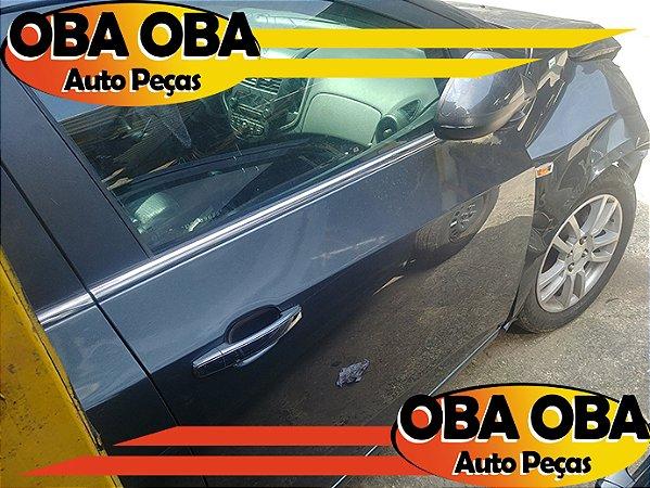Porta Dianteira Direita Sonic Sedan Ecotec 1.6 16v Flex 2012/2013