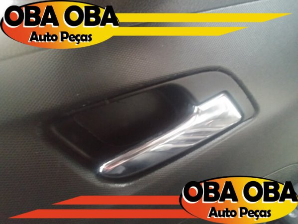 Maçaneta Interna Dianteira Direita Sonic Sedan Ecotec 1.6 16v Flex 2012/2013