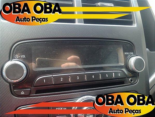 Som Sonic Sedan Ecotec 1.6 16v Flex 2012/2013