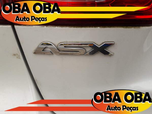 Emblema Da ASX Mitsubishi Asx 2.0 Chiptronic 2011/2012