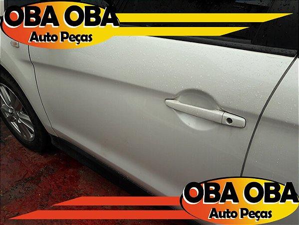 Porta Dianteira Esquerda Mitsubishi Asx 2.0 Chiptronic 2011/2012