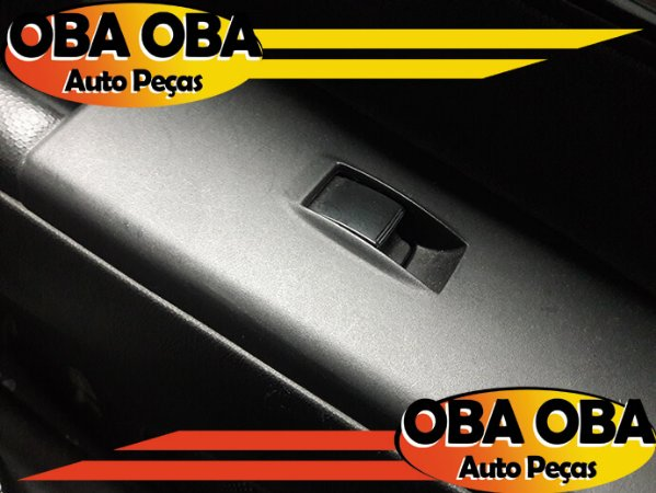 Botão De Vidro Traseiro Esquerdo Mitsubishi Asx 2.0 Chiptronic 2011/2012