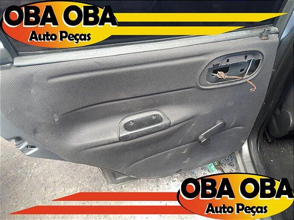Forro De Porta Traseira Esquerda Chevrolet Corsa Classic Life 1.0 2004/2005