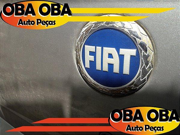Emblema Da Tampa Fiat Siena Fire Flex 1.0 2007/2007
