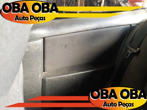 Forro Da Lateral Interna Direita Chevrolet Celta Ls 1.0 Flex 2013/2013