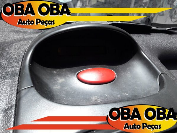 Botão de Alerta 206 1.4 Flex 2008/2008