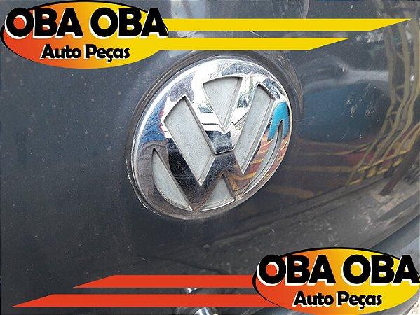 Emblema da Tampa Volks Volkswagen Fox 1.0 Flex 2006/2006