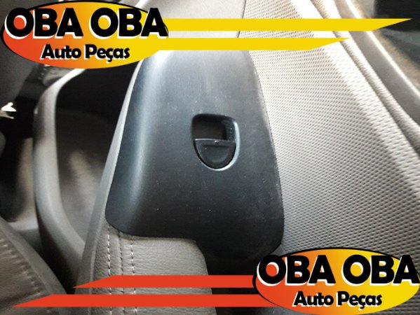 Botão de Vidro Traseiro Esquerdo Honda New Civic 1.8 Flex Aut 2008/2008