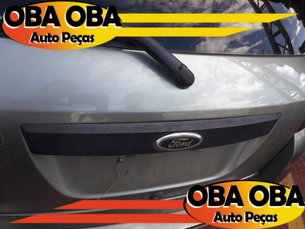 Friso da Tampa Ford Ka 1.0 Flex 2009/2010