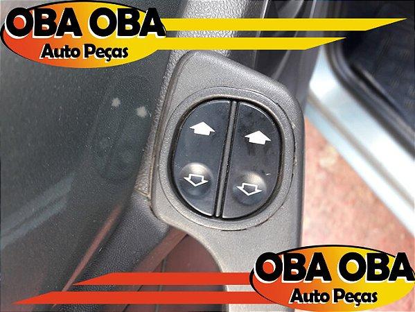 Botão de Vidro Eletrico do Motorista Ford Ka 1.0 Flex 2009/2010