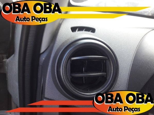 Difusor de Ar do Motorista Ford Ka 1.0 Flex 2009/2010