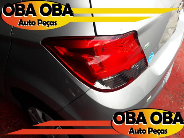 Lanterna Esquerda Chevrolet Onix Lt 1.4 Aut Flex 2016/2016