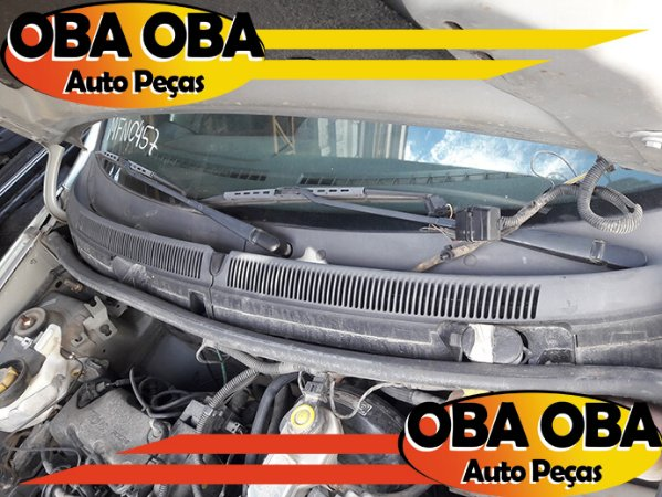 Churrasqueira Ford Ka 1.0 Flex 2009/2010