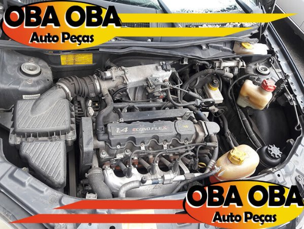 Motor Parcial Chevrolet Prisma/ Corsa/ Celta/ Montana 1.4 Flex 2009/2010