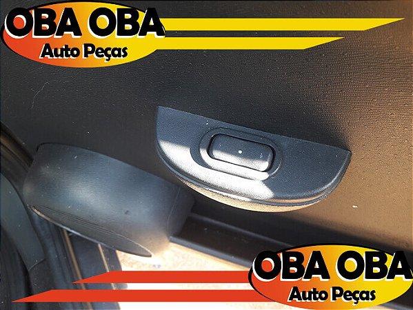 Botão de Vidra Elétrico Passageiro Chevrolet Prisma 1.4 Flex 2009