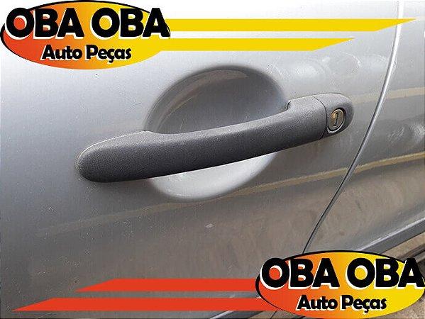 Maçaneta Dianteira Esquerda Palio 1.0 Fire Flex 2010/2010