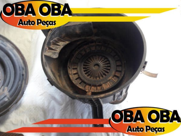Caixa do Filtro Toyota Hilux 3.0 Turbo Diesel 2006