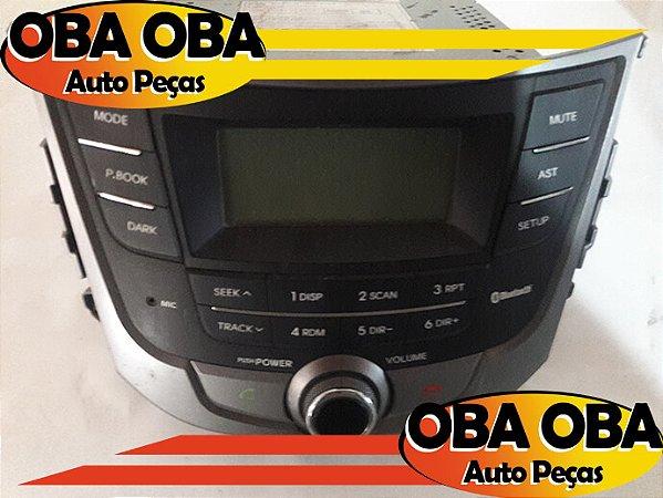 Som Original Hyundai HB20 2014 1.6