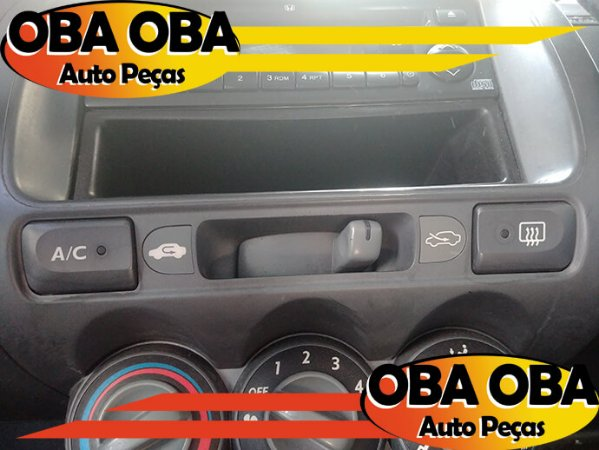 Botão de Ac de Ar Honda Fit LXL 1.4 8v 2004/2004