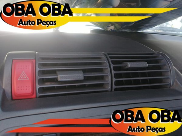 Difusor De Ar Central Honda Fit LXL 1.4 8v 2004/2004