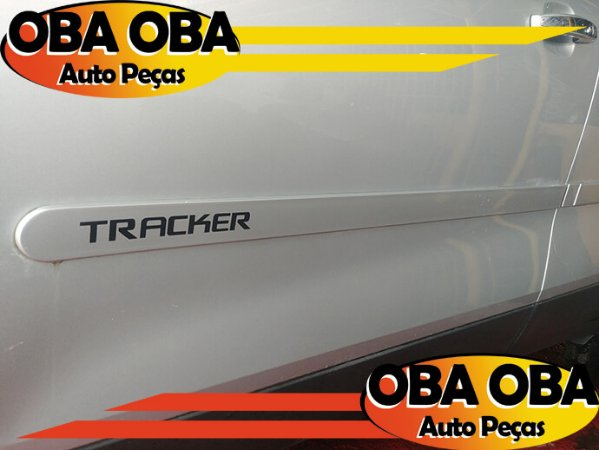 Friso da Porta Externa Dianteira Esquerda Tracker 1.4 Ltz Turbo 2016/2017