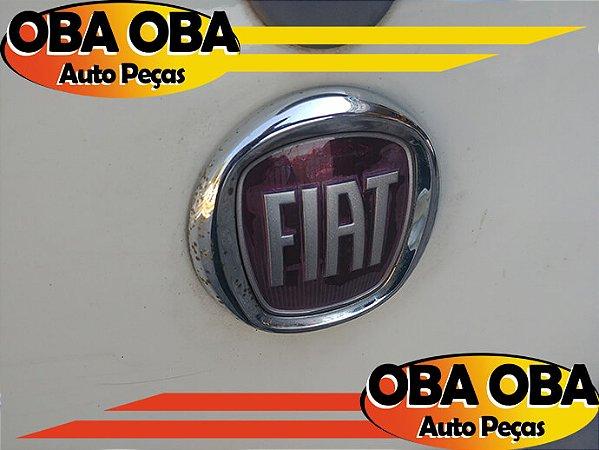 Emblema da Tampa Traseira FIAT UNO Mille Econ 1.0 Flex 2012/2013