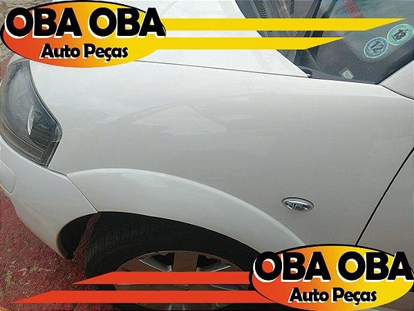 Para-Lama Esquerdo Citroen C3 Glx 1.4 Flex 2011/2012