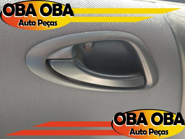 Maçaneta Interna Traseira Esquerda Honda Fit 1.4 8 Velas 2004/2004