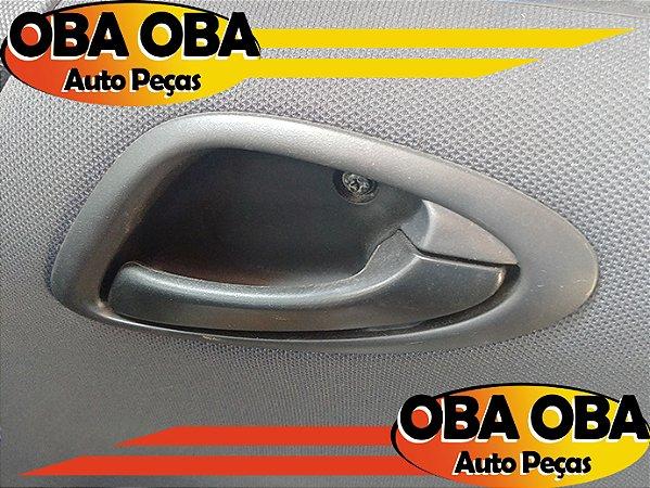 Maçaneta Interna Traseira Direita Honda Fit 1.4 8 Velas 2004/2004