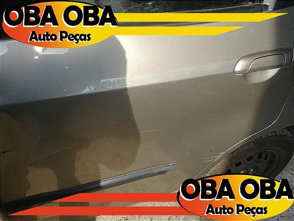 Porta Traseira Esquerda Honda Fit 1.4 8 Velas 2004/2004