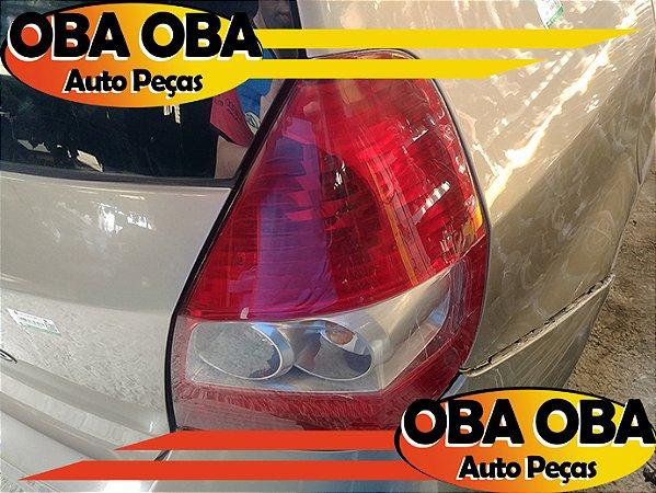 Lanterna Direita Honda Fit 1.4 8 Velas 2004/2004