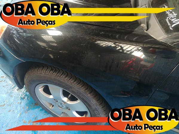 Para-Lama Esquerda Honda Civic Lx 1.7 Aut 2001/2002