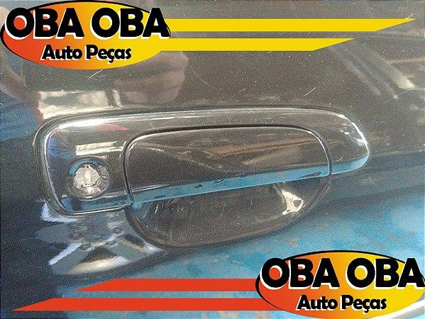 Maçaneta Externa Dianteira Direita Honda Civic Lx 1.7 Aut 2001/2002