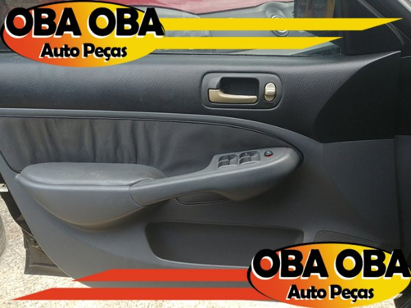 Forro de Porta Dianteira Esquerda Honda Civic Lx 1.7 Aut 2001/2002