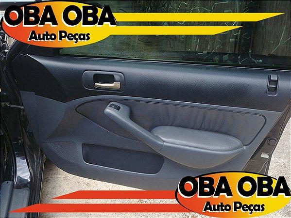 Forro De Porta Dianteira Direita Honda Civic Lx 1.7 Aut 2001/2002