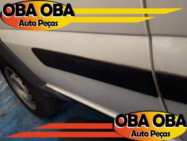 Friso da Lateral Traseira Direita Fiat Strada Working 1.4 flex 2015/2015