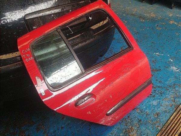 Porta traseira direita do Clio 2000/2001