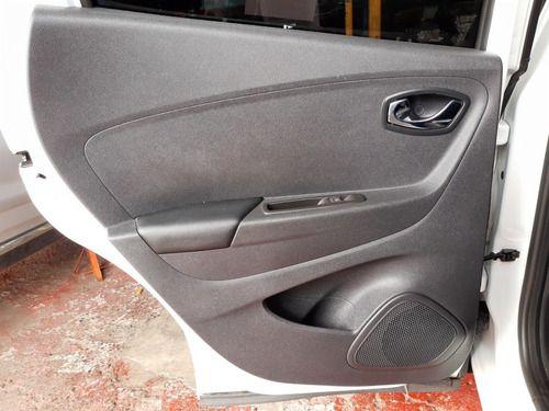 Forro De Porta Traseiro Esquerdo Renault Captur 1.6 16v