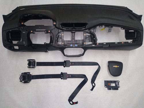 Kit Airbag Chevrolet Onix Lt 1.4 Aut. Flex 2018 2019 2020