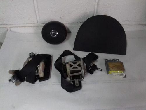Kit Airbag Nissan March 1.6 16v 2012 2013